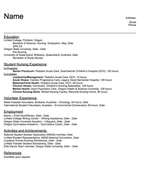 Hospital Volunteer Resume by Master Hospital Volunteer Resume Sle Http