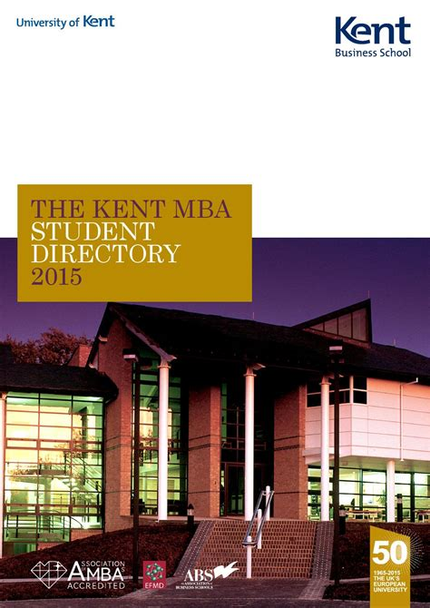 Kent State Mba Fees by Kent Business School Mba Student Directory 2015 By Kent