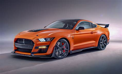 2020 ford mustang 2020 ford mustang shelby gt500 is the most powerful