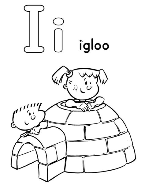 igloo coloring page free igloo coloring page az coloring pages