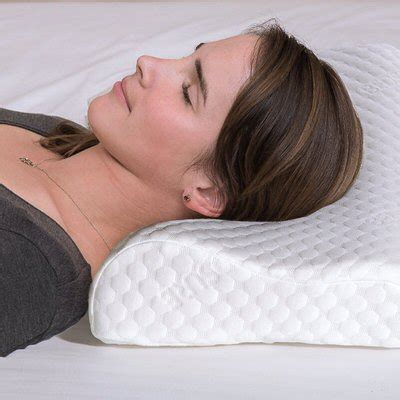 best pillow for neck problems top 10 best cervical pillows for neck in 2017