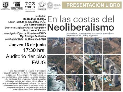 libro en costas extraas lanzamiento libro en las costas del neoliberalismo plataforma arquitectura