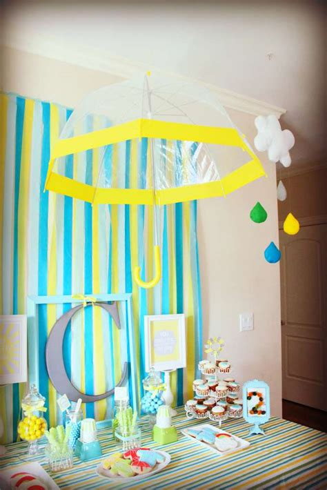 party themes april april showers birthday party ideas photo 3 of 54 catch