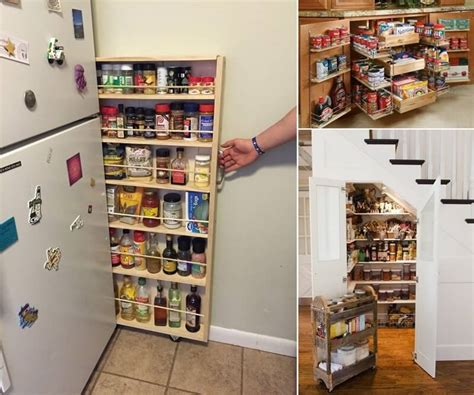 storage ideas for the kitchen 15 practical food storage ideas for your kitchen