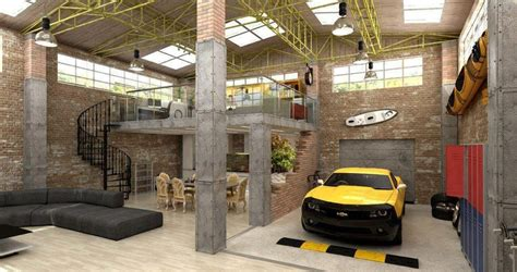 car in living room 22 luxurious garages perfect for a supercar men cave