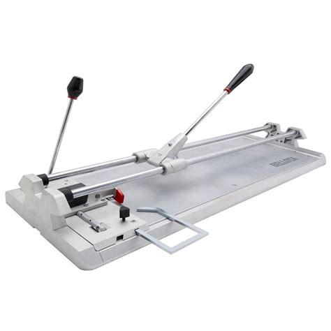 bellota pro 28 in tile cutter with storage case pro65