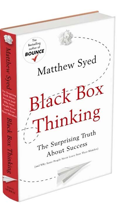 libro black box thinking the the quill ed 1 sir john