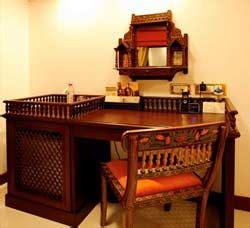 Hair Dryer In Cabin Baggage India maharajas express presidential suite of luxury
