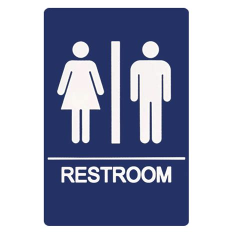 bathroom signages visual literacy in the 21st century