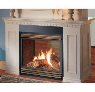 Gas Fireplace Btu Output by Napoleon Gvf40n2 Gas 30 000 Btu See Thru Vent Free