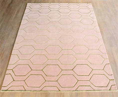 pink and gold rug wedgwood arris 37302 pink gold rugs modern rugs office decor gold rug