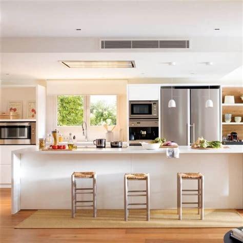 como decorar cocina comedor grande decoraci 243 n de cocina comedor ideas para inspirarte