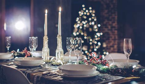 imagenes decorar en navidad ideas para decorar la mesa en nochebuena informacion es
