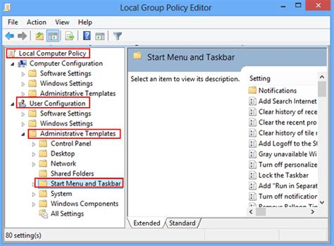 policy templates windows 7 how to add run to start menu on windows 8 8 1 computer