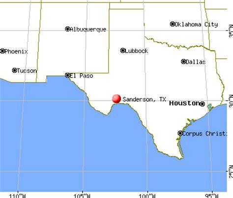 sanderson texas map sanderson texas tx 79848 profile population maps real estate averages homes statistics