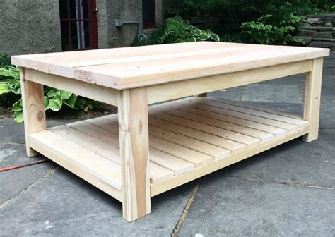 25 best ideas about diy coffee table on