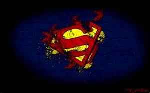 wallpaper android superman superman logo wallpaper for android