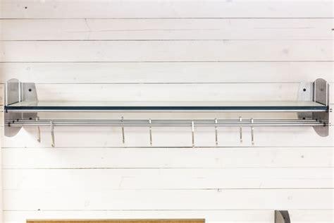 kitchen stainless steel floating shelves stainless steel floating shelves home decorations