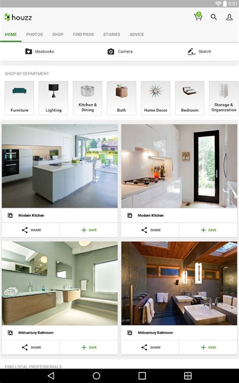 interior home design app houzz interior design ideas android apps on play