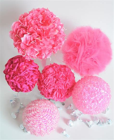 Pink Decorations by Pink Decorations Favors Ideas