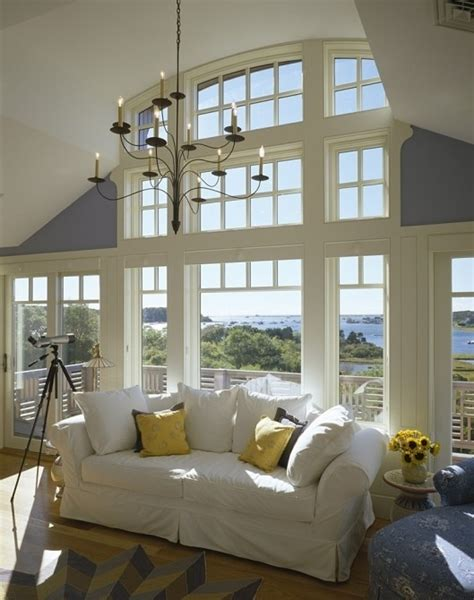 Houses With Big Windows Decor Windows View Dreamhouses Inside And Out Pinterest