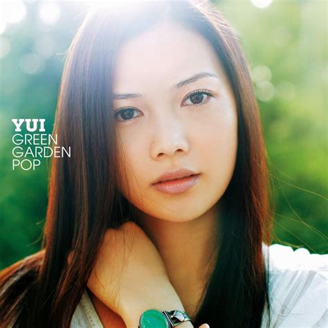 Cd Yui Green A Live Limited Edition yui green orange garden pop cover and promo picture indonesia yui