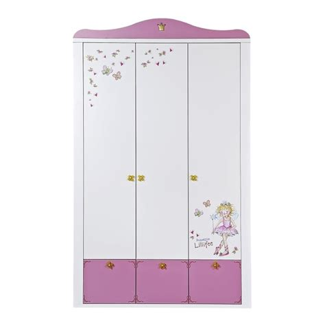 kleiderschrank prinzessin kleiderschrank prinzessin lillifee wei 223 rosa schrank