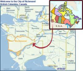 city of richmond bc maps gis