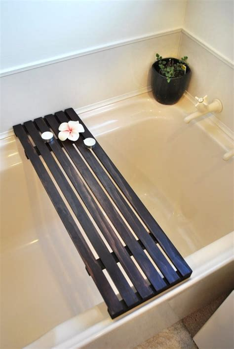 bathtub tray for reading bathtub caddy with reading rack tray the decoras