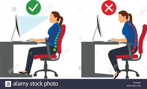 postura seduta corretta ergonomia donna seduta corretta e la postura eretta quando