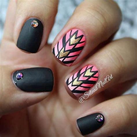 black matte nail designs 60 pretty matte nail designs