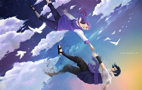 Anime Art Falling The Gallery For Gt Anime Girl Falling From The Sky