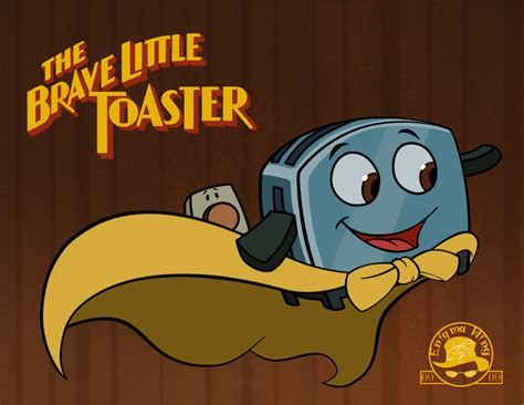 Brave Lil Toaster pajama at flix brewhouse do512 family