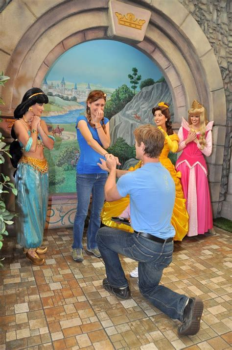 Top Ten Ways to Propose at Walt Disney World Disney is all