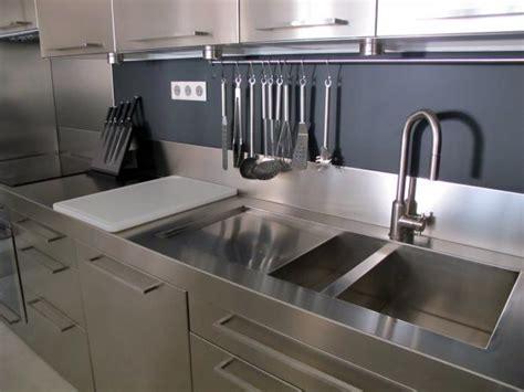 comment nettoyer l inox cuisine nos conseils pour l entretien de votre mat 233 riel de