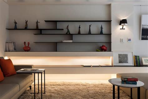 Modern Living Room Shelves by Some Stunningly Beautiful Exles Of Modern