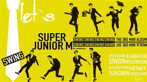 swing lyrics super junior super junior m swing by aamaknae on deviantart