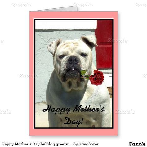 bulldog cards happy s day bulldog greeting card