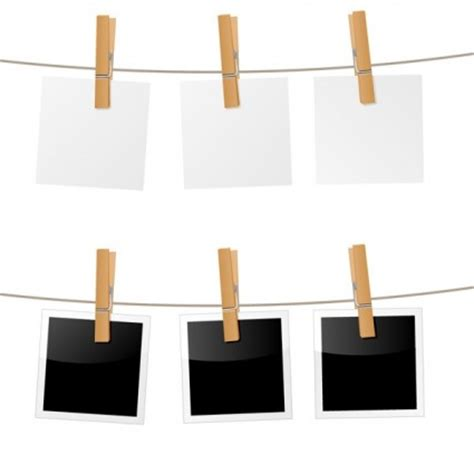 picture hanging clips hanging photo vector clipart panda free clipart images