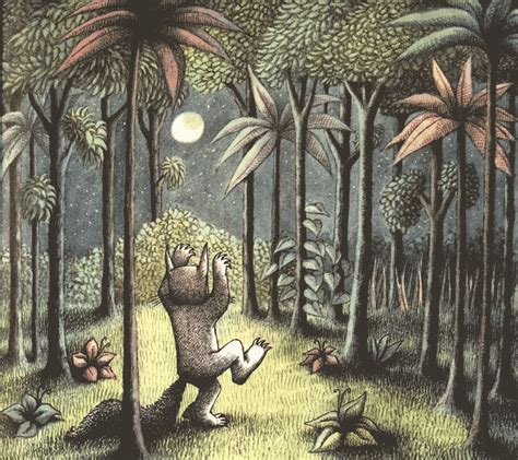 where the things are book pictures 231 izgili masallar where the things are by maurice sendak