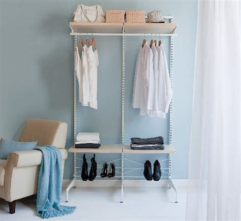 Elfa Freestanding Closet by 64 Best Ideas About Elfa Shelving Bedroom On