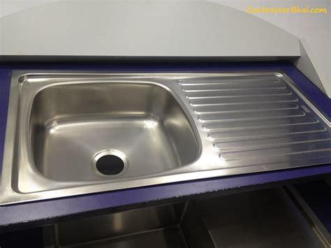 Nirali Sinks Contractorbhai Nirali Kitchen Sinks