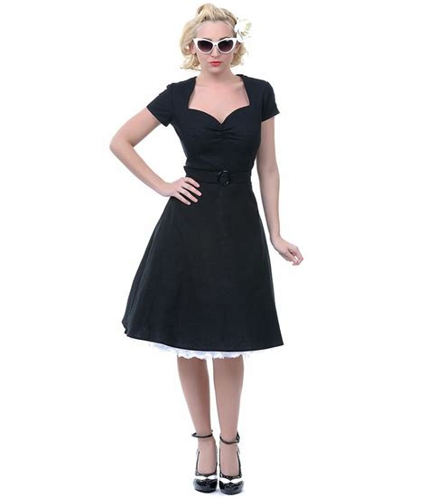 Dress Stop Dc 168 stop staring 1930s style navy ivory railene dress retro swimsuits style and my last