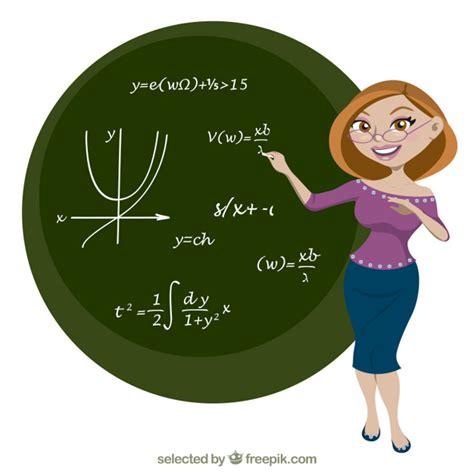 imagenes de vectores matematicas profesor de matem 225 ticas descargar vectores gratis