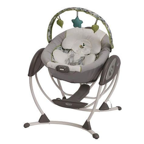 graco swing glider graco glider lx gliding swing caraway cool pregnancy
