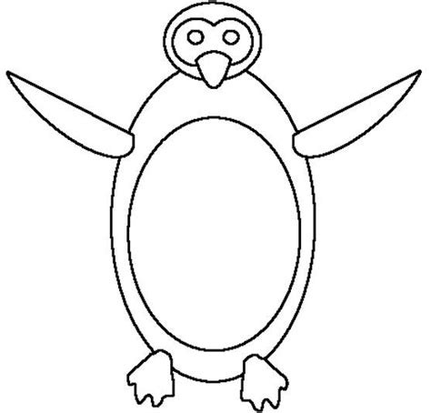 penguin coloring pages free printable penguin free coloring pages
