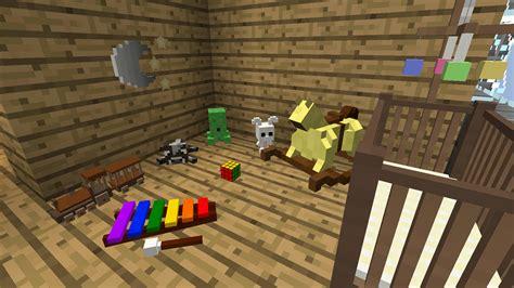 Everyting About Minecraft Minecraft Mods Decocraft For 1 7 Minecraft Baby Crib