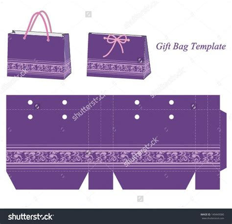 gift bag template 105 best images about printable for on