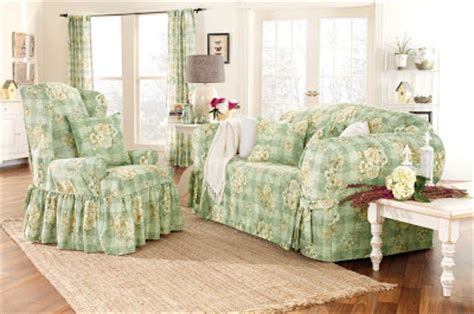 cottage style sofa slipcovers sure fit slipcovers bring a beach cottage coastal style