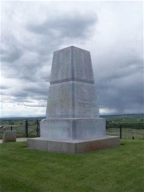 little bighorn battlefield national monument historical marker